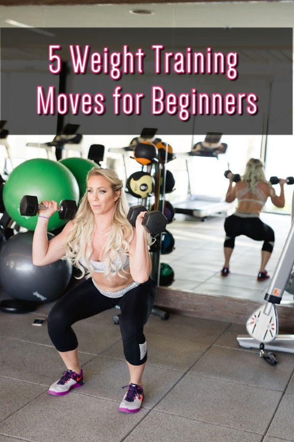 Anyone can start weight training moves as long as they keep in mind that they need to practice the movements first and struggling comes with the territory. Weight Training Workouts   How to Start Weight Training   Workout Tips   Weight Training Ideas via @hbilabs