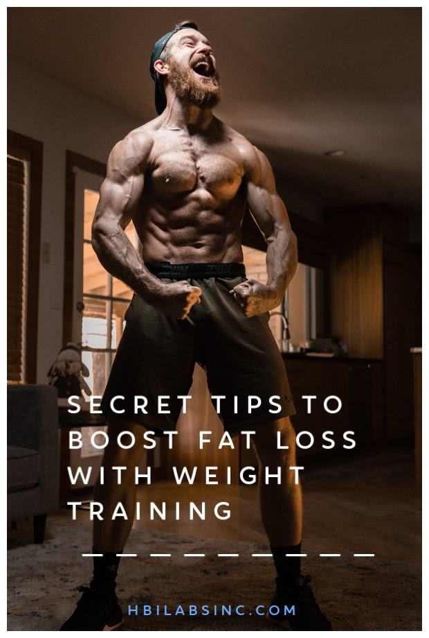 Weight training isn't often seen as the way to boost fat loss but there are some secret tips to boost fat loss with weight training that could change the way we look at it. Weight Training Tips | Fat Loss | How to Lose Fat | Fat Loss Tips Workout Ideas | Cardio Tips | Cardio Workout Ideas via @hbilabs