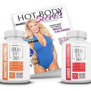 The Hot Body SecretsThere are many people all over the world who are trying to lose weight and have a healthy diet. There are many success stories that we see and hear about, but there are just as many failure stories. The mixture of successes and failures makes it difficult to find the perfect way to lose weight. The thing that everyone needs to understand is that some diets work for some people and those same diets may not work for others. However, a few things that everyone can benefit from are the right vitamins and minerals.  Health and weight loss come from the right nutrition. The Hot Body Secrets Weight Loss Bundle by HBI Labs has the best combination of vitamins and minerals for weight loss. Bundle is made to ensure that every woman reaches the weight loss goals she has set for herself with the help of natural supplements.