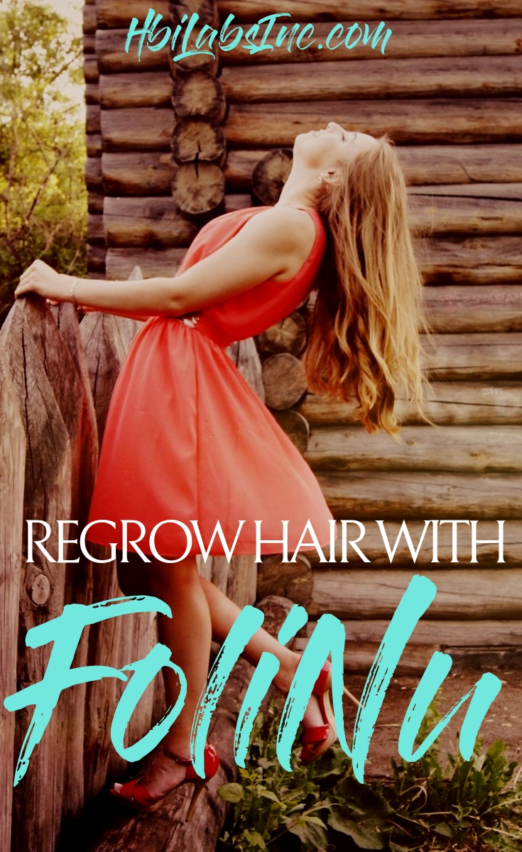 The best vitamins and minerals make up the FoliNu ingredients list and will help you regrow hair and make your hair thicker. How to Regrow Hair | Health Supplements | Beauty Supplements #supplements