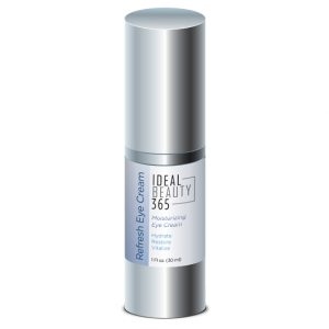 Moisturize and refresh tired, puffy eyes with Ideal Beauty 365 Refresh Eye Gel by HBI Labs Inc. This cooling gel nourishes and leaves you looking refreshed.