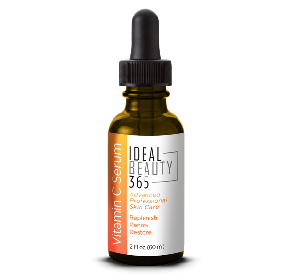Ideal Beauty 365 Vita-C Serum is an advanced, high-potency serum to replenish your skin where you begin to show the most signs of aging.