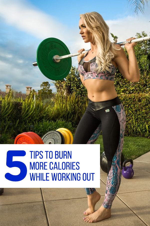 We can all use some tips to burn more calories while working out so that we can reach our weight loss and health goals faster. Fitness Tips | Tips for Fitness | Workout Tips | Fat Burning Tips | Tips for Weight Loss | How to Burn Calories | Tips for Burning Calories #weightloss #fitness