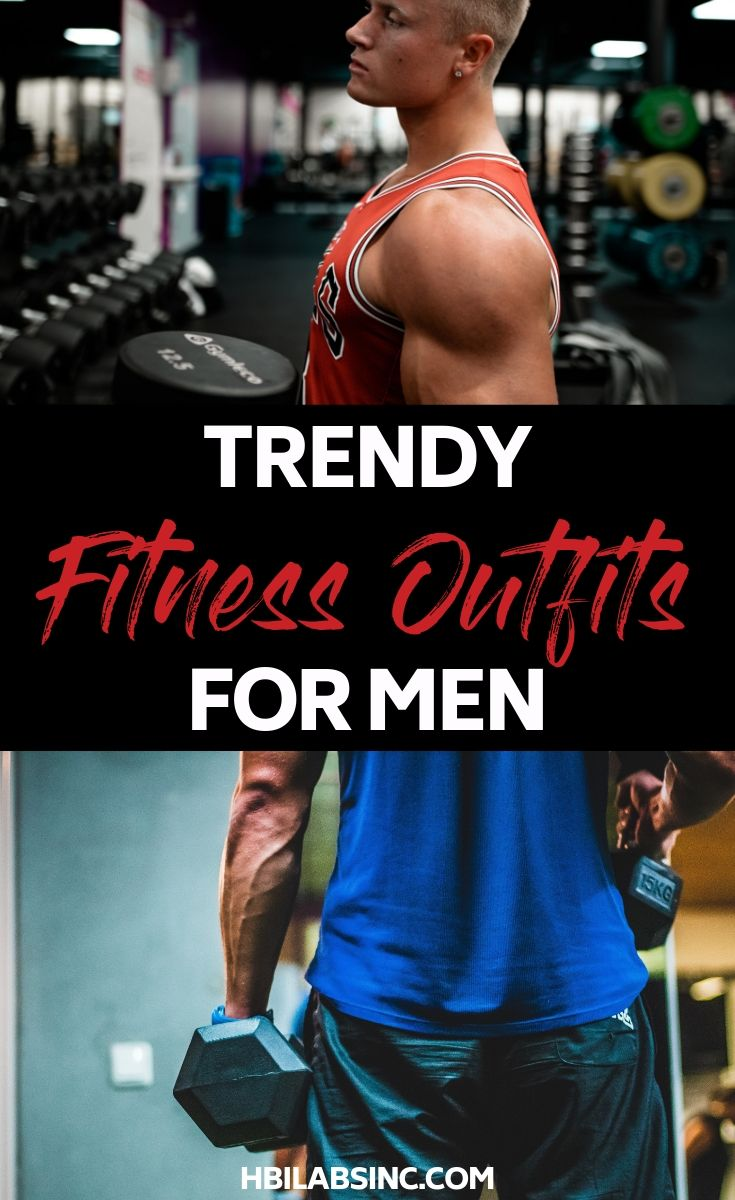 Fill your gym bag with some trendy fitness outfits for men and ditch those old smelly tank tops and shorts for something a bit more fashionable. Fitness Clothes   Workout Tips   Fitness Tips   Fitness Fashion Tips   Fitness Fashion Ideas   Men's Fashion Ideas #fitness #gym