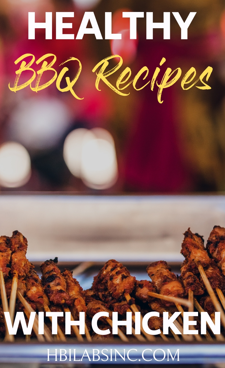 Enjoy your summer with some of the best healthy summer BBQ recipes with chicken and keep that summer body summer ready all year long. Healthy BBQ Recipes | Healthy Recipes | Easy Recipes | Healthy Chicken Recipes #recipes #healthyrecipes