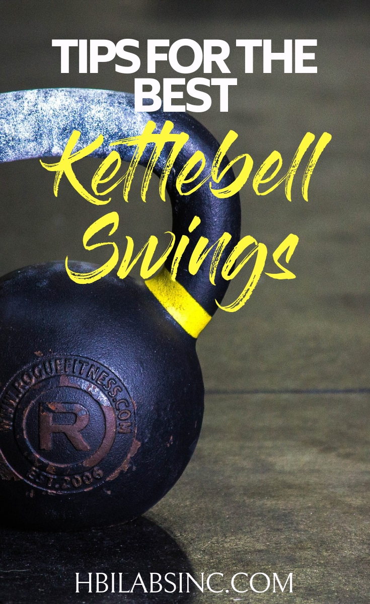 Kettlebell swing form tips will help you get maximum results from this incredibly effective full body exercise. Workout Ideas | Exercise Ideas | Dumbbell Workouts | Kettlebell Workouts | Dumbbell Exercises | Full Body Exercises #kettlebell #workout