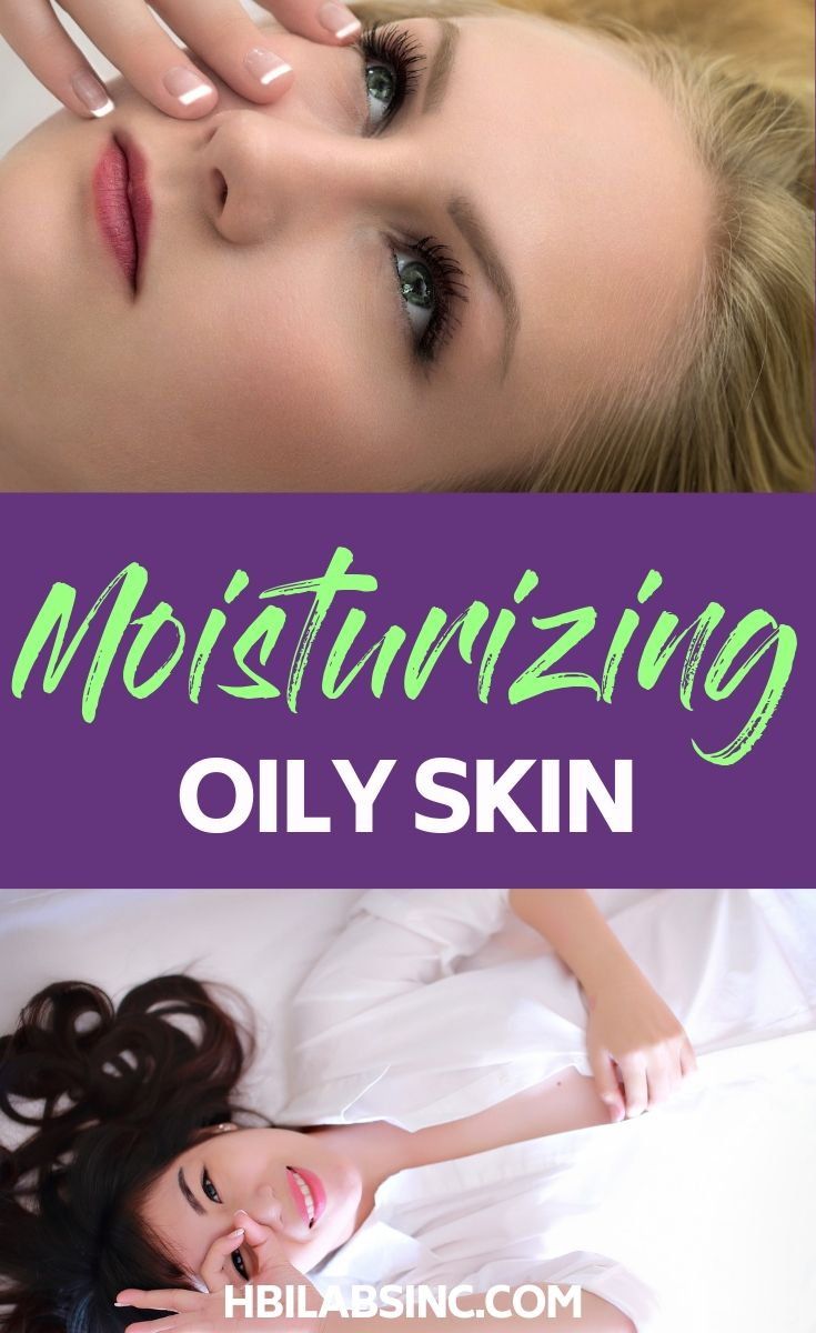 Find the best ways of moisturizing oily skin so your skin looks fresh all day long while keeping breakouts at bay. Beauty Tips | Skin Care Tips | Moisturizing Tips | Oily Skin Care Tips | Tips for Oily Skin #beauty #skincare