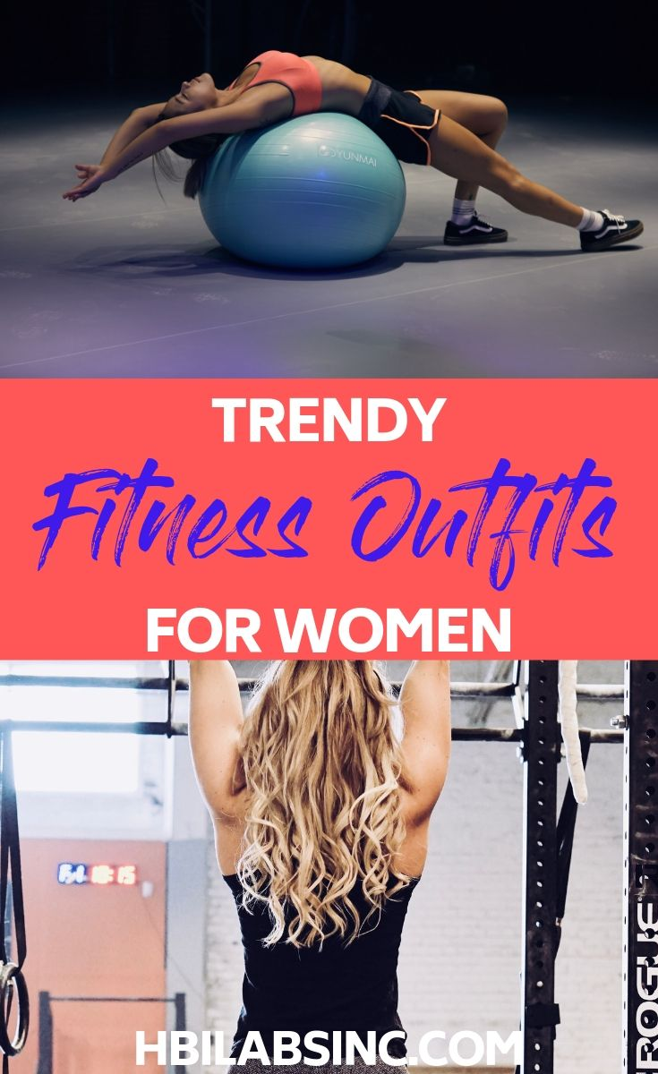 Take advantage of all of the benefits that come with trendy outfits for women and use them to help you look and feel your best during your workouts. Workout Ideas | Fitness Ideas | Fitness Ideas for Women | Fitness Fashion for Women | Gym Fashion Ideas | Gym Outfit Ideas #women #fitness