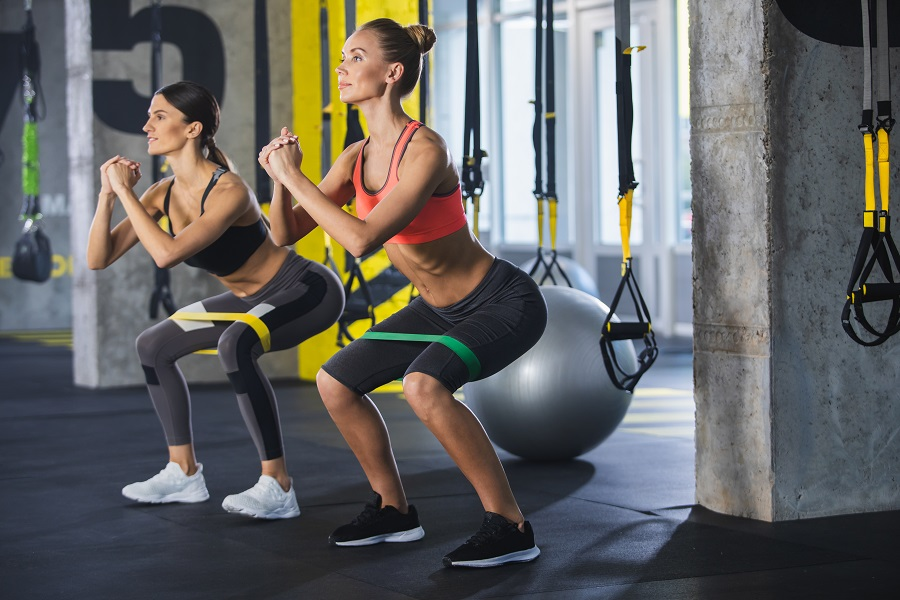 Need a fun at-home booty workout with bands and kettlebells that are guaranteed to build your glutes while revving up your metabolism? How to Workout Your Booty | How to Workout Your Glutes | Booty Workouts with Weights | What is Circuit Training | How to Workout at Home