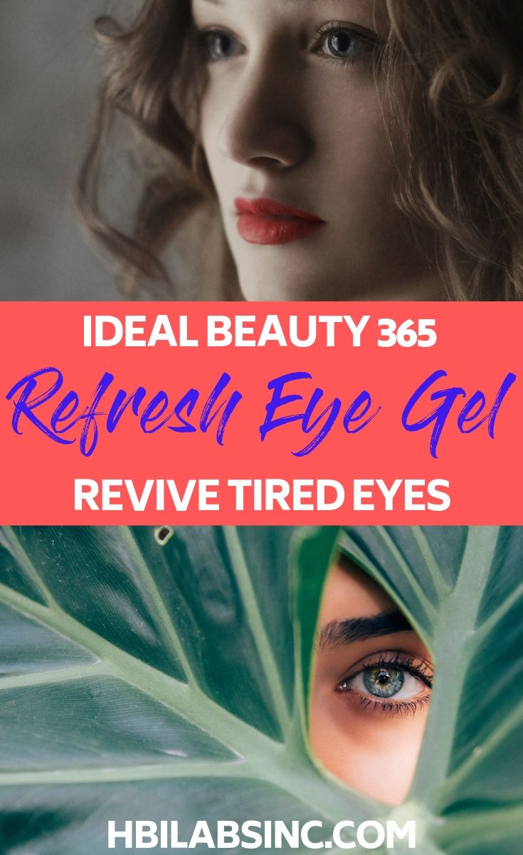 Give your skin the nutrients it deserves and refresh tired eyes with smooth and weightless Ideal Beauty 365 Refresh Eye Gel. Beauty Tips | Tips for Beauty | Sleep Tips | Beauty Sleep Affects | Skin Care Tips | Parenting Tips #beauty #skincare