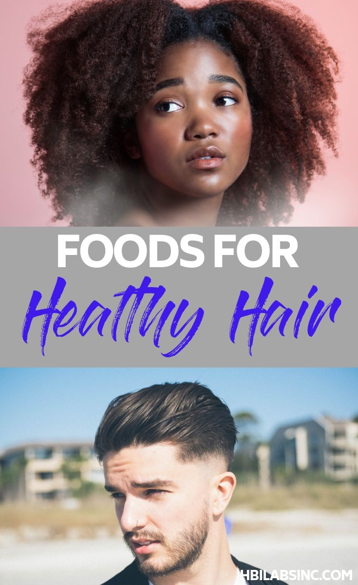 Discover the foods to eat for healthy hair and then start including them in your diet to get the hair you've always wanted in life. Hair Care Ideas | Hair Care Tips | Food for Hair | Healthy Hair Ideas | Health Tips for Hair #hair #beauty