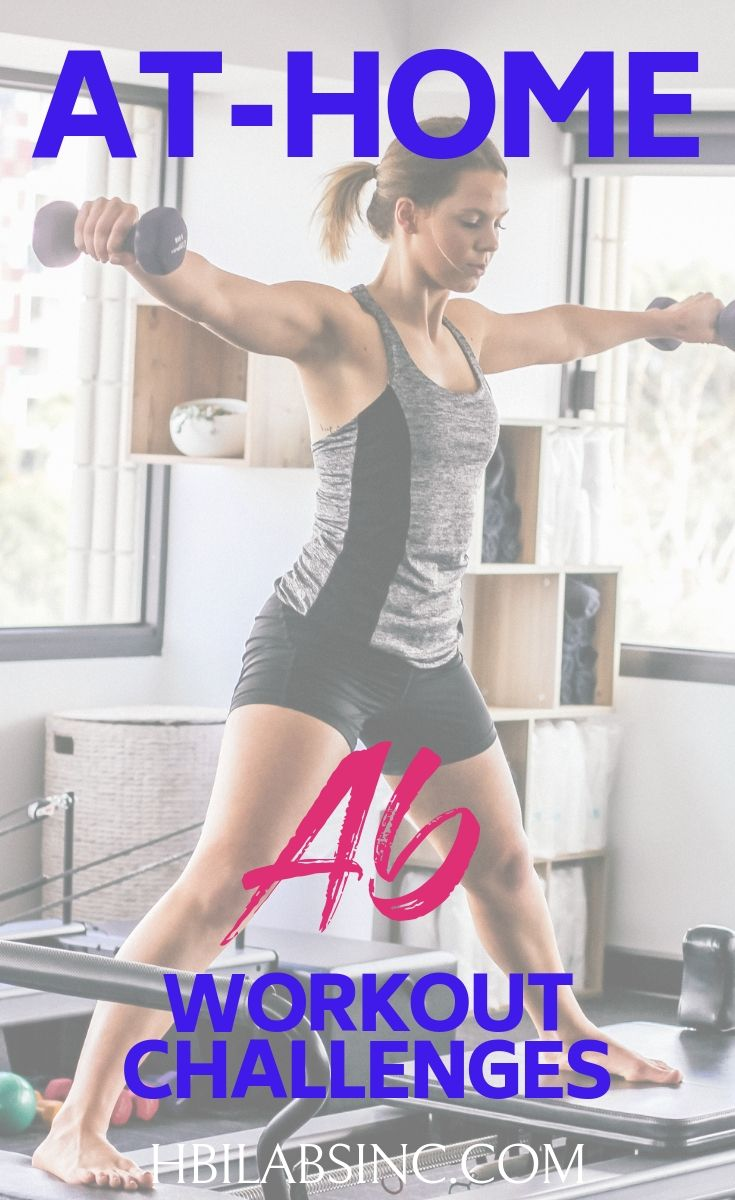 It is important to challenge yourself as much as possible when working out at home and these at home workout challenges for toned abs are where you should start to get that ripped core you have always wanted. Fitness Tips | Workout Tips | At Home Ab Workouts | Ab Exercises | Core Workouts #abs #fitness