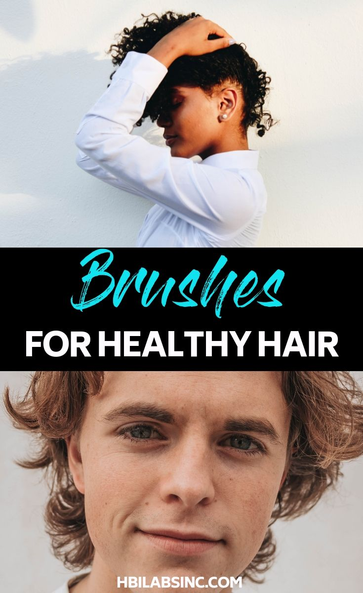 Choose the best brushes for healthy hair so that you can reverse any damage done and prevent it from happening all over again. Hair Care Tips | Tips for Tangled Hair | Tips for Curly Hair | Tips for Short Hair | Tips for Straight Hair | Tips for Damaged Hair #hair #brush