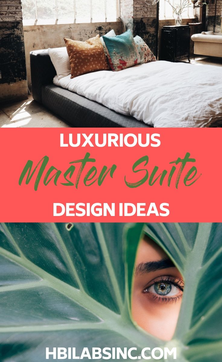 Take a note or two from some luxurious master bedroom design ideas to help you put together the best possible space for you. Bedroom Designs | DIY Bedroom Designs | DIY Room Décor | DIY Room Design | Luxurious Room Designs | Home Décor | Home Design #DIY #decor