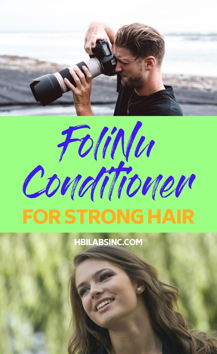 The unique mixture of natural ingredients helps make FoliNu Conditioner one of the best tools you could use to grow strong hair that is healthy and safe. Hair Care Tips | Tips for Strong Hair | Tips to Grow Hair | How to Grow Hair | Beautiful Hair Tips #haircare #beauty