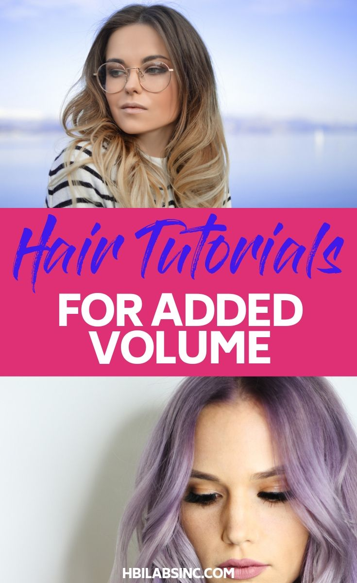 Try these creative hair tutorials to add instant volume to your hair and explore new hair styles to enhance your look. Hair Care Tips | Tips for Hair Care | Hair Style Ideas | How to Style Hair | Flat Hair Tips | Tips for Flat Hair | Tips for Fine Hair | Fine Hair Styles #hairstyle #tutorials