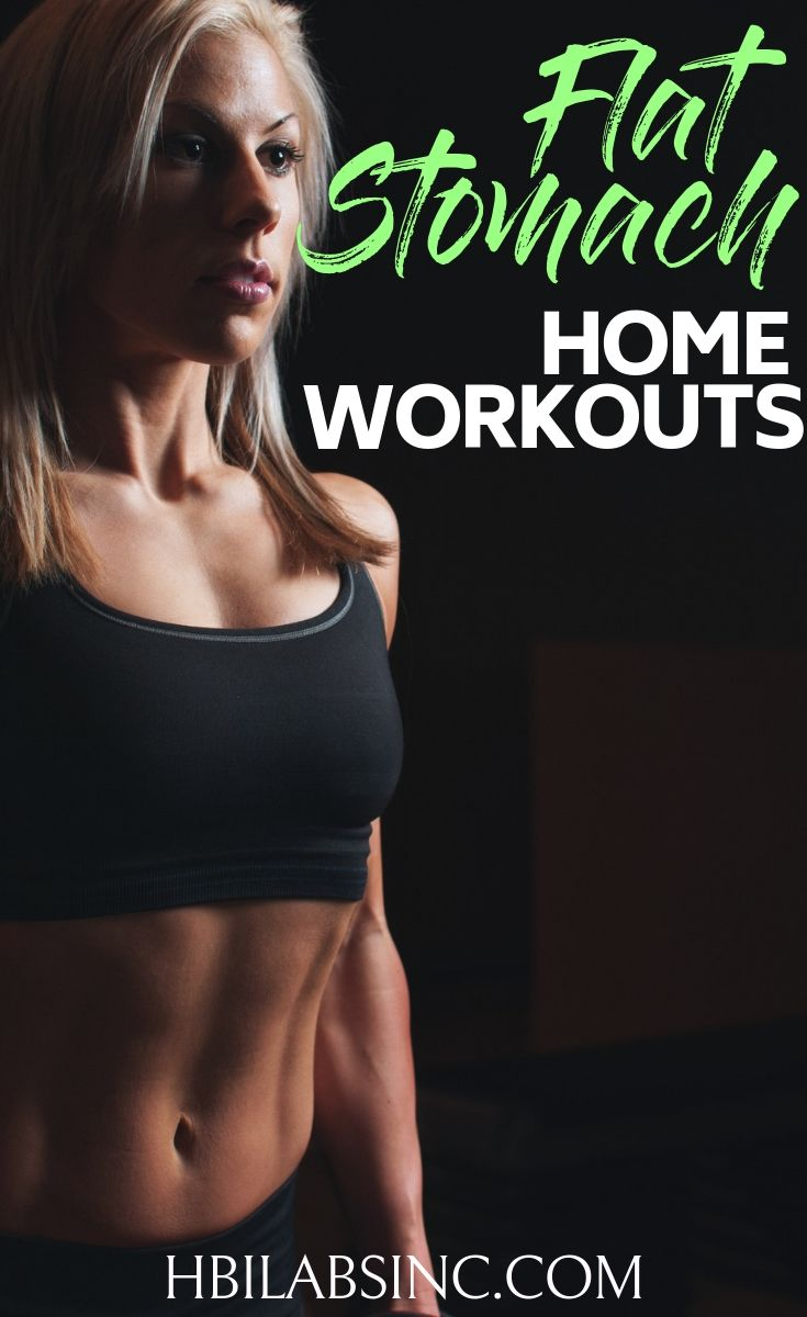 Flat stomach workout ideas that you can do at home are the perfect supplement to your workout routine. Even doing a few of these ab exercises each day will help tone your abs! Ab Workouts for Home | Flat Belly Workouts for Home | Home Fitness Tips | Workouts for Men | Workouts for Women #abs #fitness