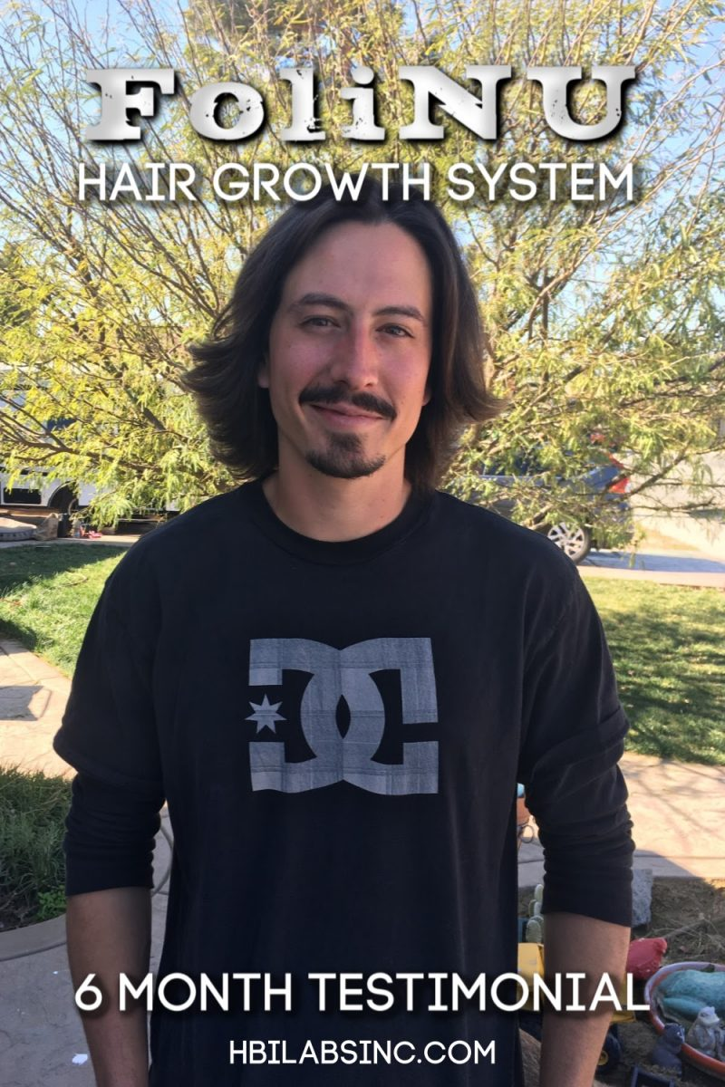 There is no magical pill that grows hair overnight but the FoliNu Hair Growth System 6 month testimonial will help you see how effective the system is at regrowing hair.Hair Growth Foods | Hair Growth Rate by Age | Natural Hair Growth Tips | Natural Hair Care Products #haircare #review