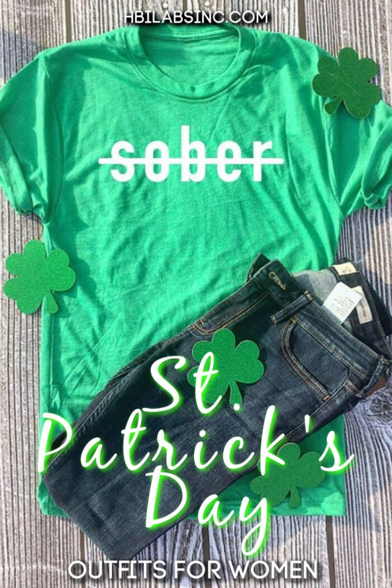 St. Patrick's day is all about having fun and of course wearing green. Try one of these festive and colorful St Patricks Day party outfits. Green Outfits for St Patrick's Day | Green Outfits for Women | Irish Holiday Clothes | St Patrick's Day Clothes for Women | St Patrick's Day Ideas #stpatricksday #outfits