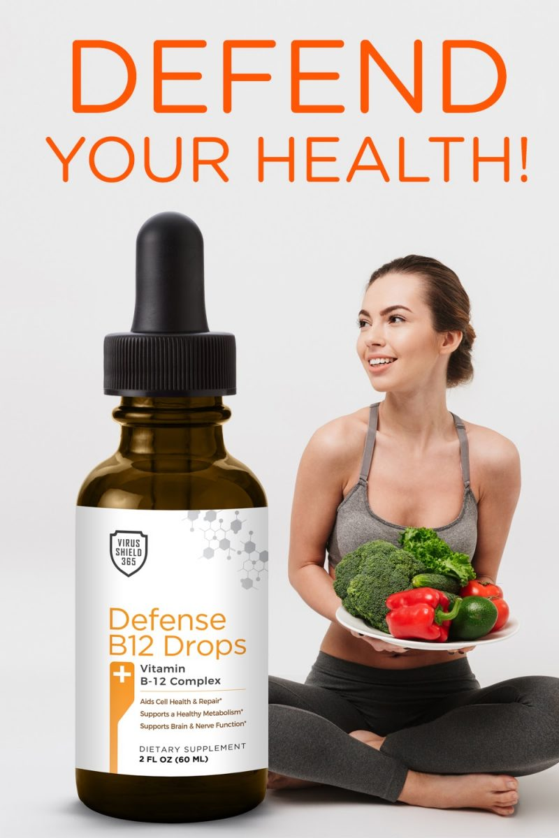 Defense B12 drops are essential for fighting viruses and pathogens in our busy world to keep you healthy and are absorbed quickly sublingually. via @hbilabs