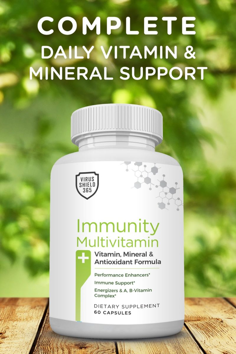 Immunity Multivitamin is specifically designed to give you complete daily vitamin and mineral support to fight off infection and pathogen attacks. via @hbilabs