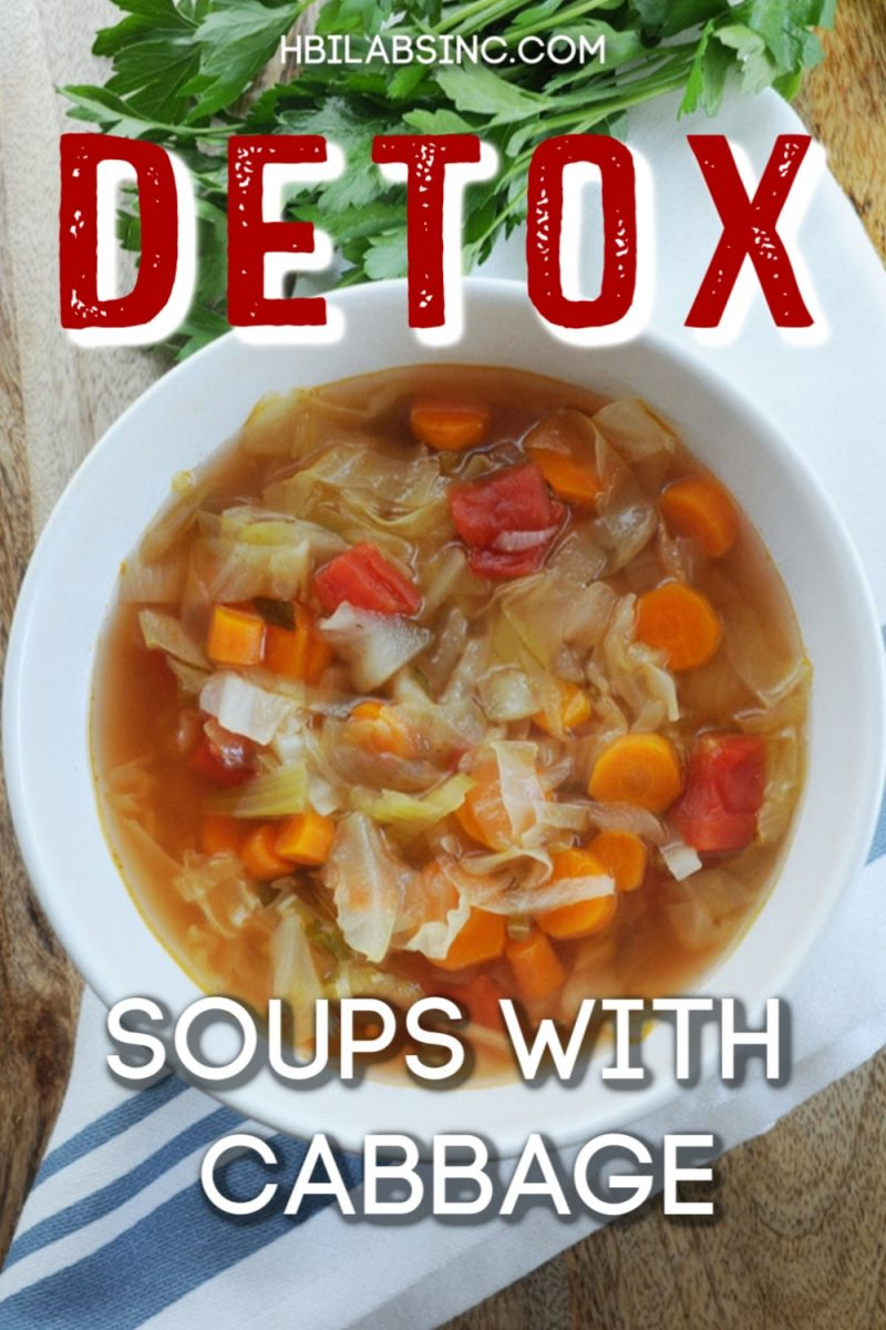 You can easily turn cabbage soup recipes into detox soup recipes with cabbage. These easy recipes can support weight loss and offer a healthy meal option. Detox Soup Ideas | Tips for Making Detox Soup | Cabbage Soup Recipes | Healthy Soup Recipes | Weight Loss Recipes | Cabbage Detox Recipes #detox #weightloss