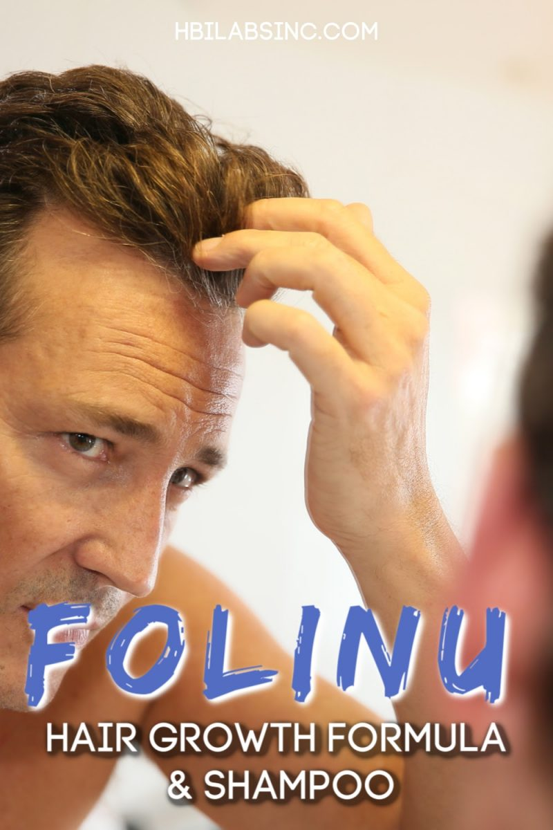 The FoliNu Hair Growth Formula and Shampoo bundle is designed to stimulate new hair growth and keep your hair strong and healthy. Tips for Hair Care at Home | Beauty Tips | Hair Care Ideas | Hair Regrowth Treatments | Hare Care Products #haircare #health