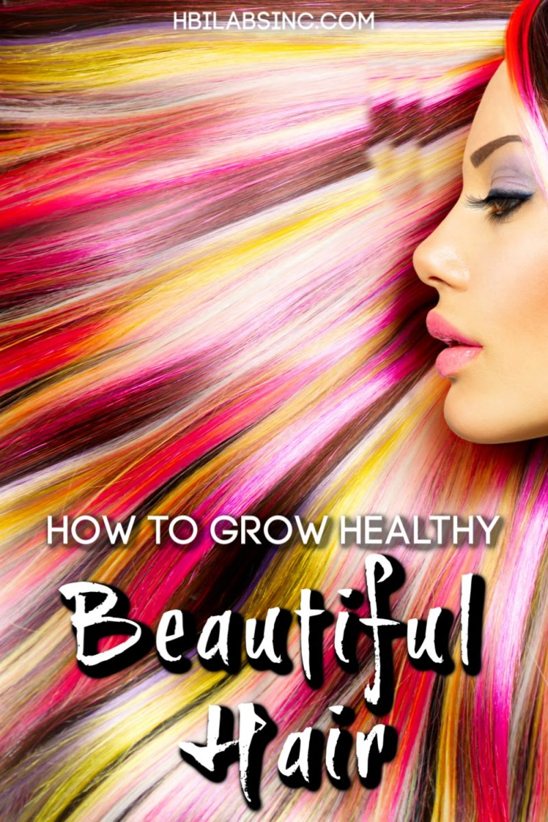 Learning how to grow healthy beautiful hair will help you feel more confident in everything you do in life. Hair Care Ideas | Hair Care Products | Tips to Grow Hair | Tips for Healthy Hair | Beauty Hacks | Beauty Tips #haircare #beauty