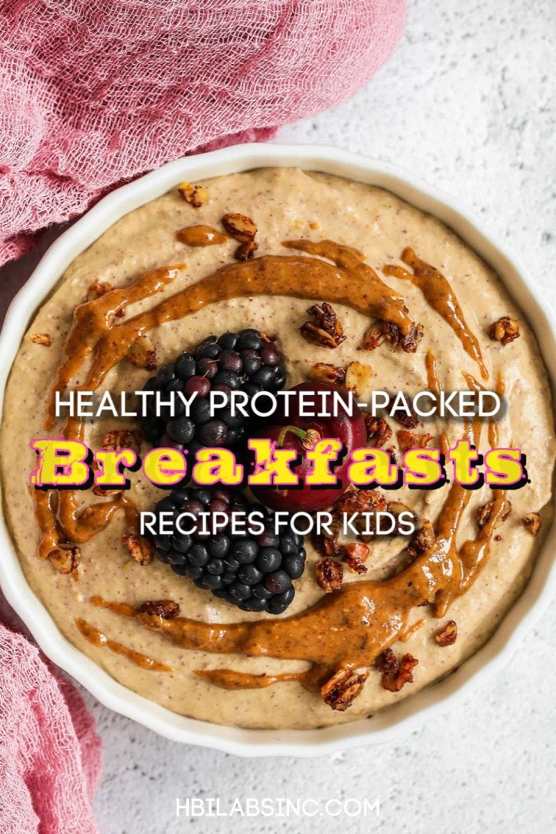 There are healthy protein breakfasts you can enjoy for a natural boost of energy and to reduce cravings and hunger. Healthy Breakfast Smoothies | Healthy Breakfast Meal Prep | Protein-Packed Breakfast Casserole | Protein Breakfast Recipes for Kids | Healthy Recipes for Kids | Breakfast Recipes with Protein #breakfast #healthy
