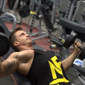 Take fewer breaks and get results with an upper body circuit workout with weights and bodyweight movements that actually work. Upper Body Circuit Workout with Dumbbells | Upper Body Circuit Bodybuilding | Circuit Training for Fat Loss | Upper Body Circuit HIIT | What is Circuit Training