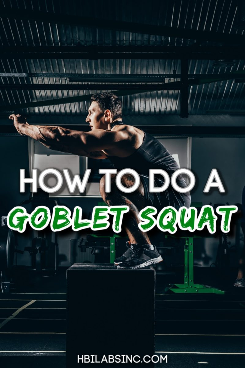 Learning how to do a goblet squat will teach you proper form so you maximize your workout results and minimize injury. Home Workouts | Kettlebell Workouts | Dumbbell Workouts | Tips for Doing Squats | Tips for Doing Goblet Squats | Home Fitness Tips | Working Out at Home #homeworkout #exercises