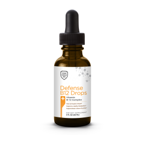 Defense B12 drops are essential for fighting viruses and pathogens in our busy world to keep you healthy and are absorbed quickly sublingually.