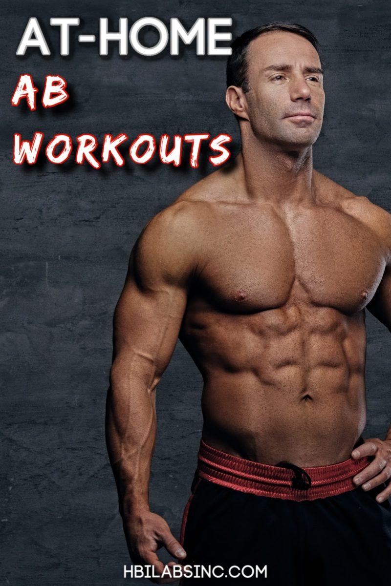The best ab workouts are key to functional fitness and will help you engage your core and lose weight, while helping you get normal everyday things done with more ease. Home Ab Workouts | At Home Workouts | Bodyweight Workouts | Workouts for Core Strength | Flat Tummy Workouts | Daily Workout Ideas | Functional Fitness Workouts #homeworkout #exercise via @hbilabs