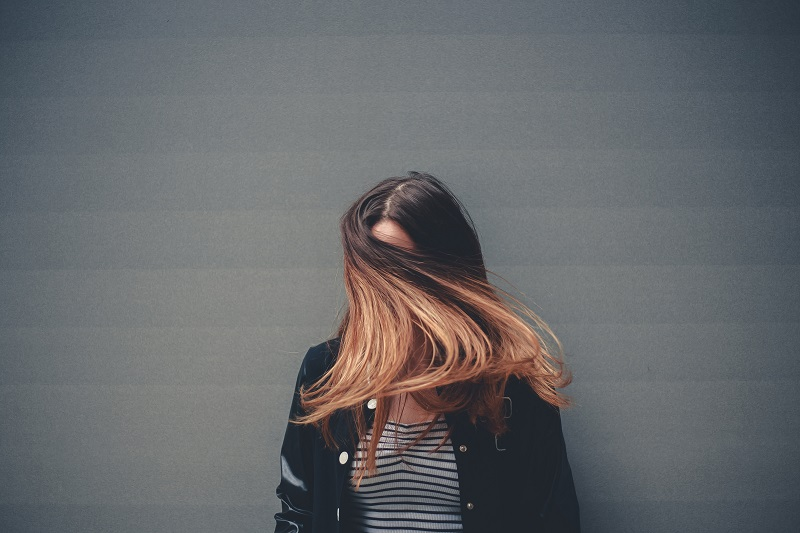 Mistakes That Prevent Hair Growth Woman with Long Hair