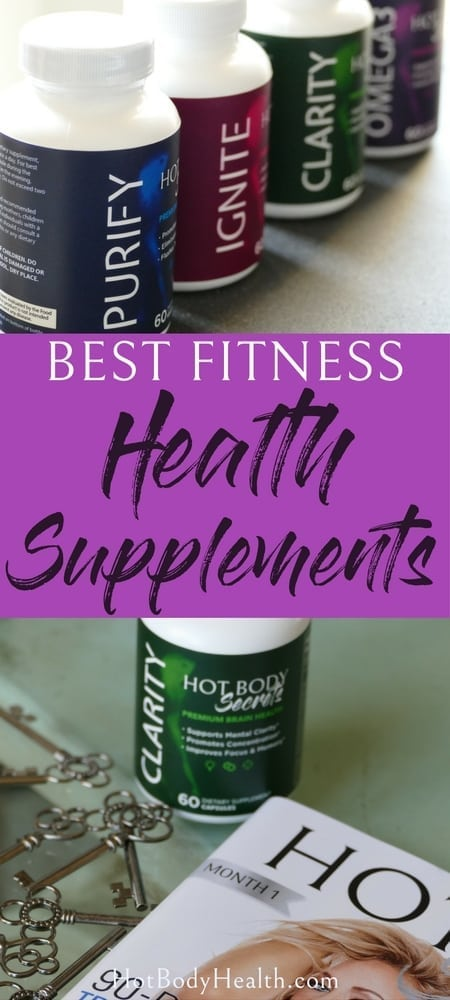 Hot Body Secrets health supplements help you with your fat loss and weight loss goals so you can live a healthy lifestyle. Health Supplements | Best Health Supplements | Best Omega 3s Supplements | Best Vitamins | Healthy Supplements for Fitness