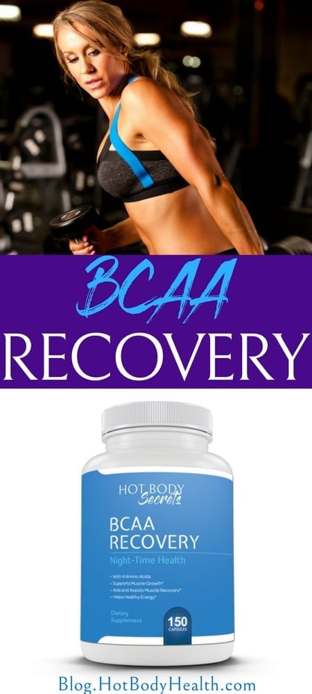 Hot Body Secrets BCAA Recovery Supplement works to protect the muscles from catabolic breakdown, supports protein synthesis, builds lean muscles and encourages muscle growth to ensure you get the most out of a workout. Body Building Supplements | Workout Repair Tips | Workout Tips | Exercise Tips | How to Build Muscle | Workout Recovery Tips