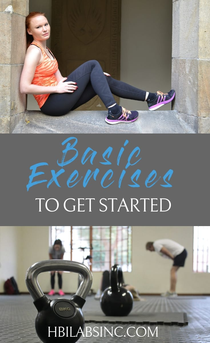 If you're ready to start a new fitness routine, the best place to begin is with basic exercises and work your way up to the tougher things. How to Start Working Out | Exercises for Beginners | Fitness Tips for Beginners | How to Get Fit