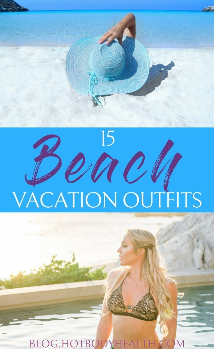 Before packing your best beach vacation outfits make sure they will show off all of the hard work you've put into your body because you've earned it! Beach Outfits | Beach Clothing Ideas | Beach Style Ideas | Travel Fashion | Beach Fashion | Fashion Ideas