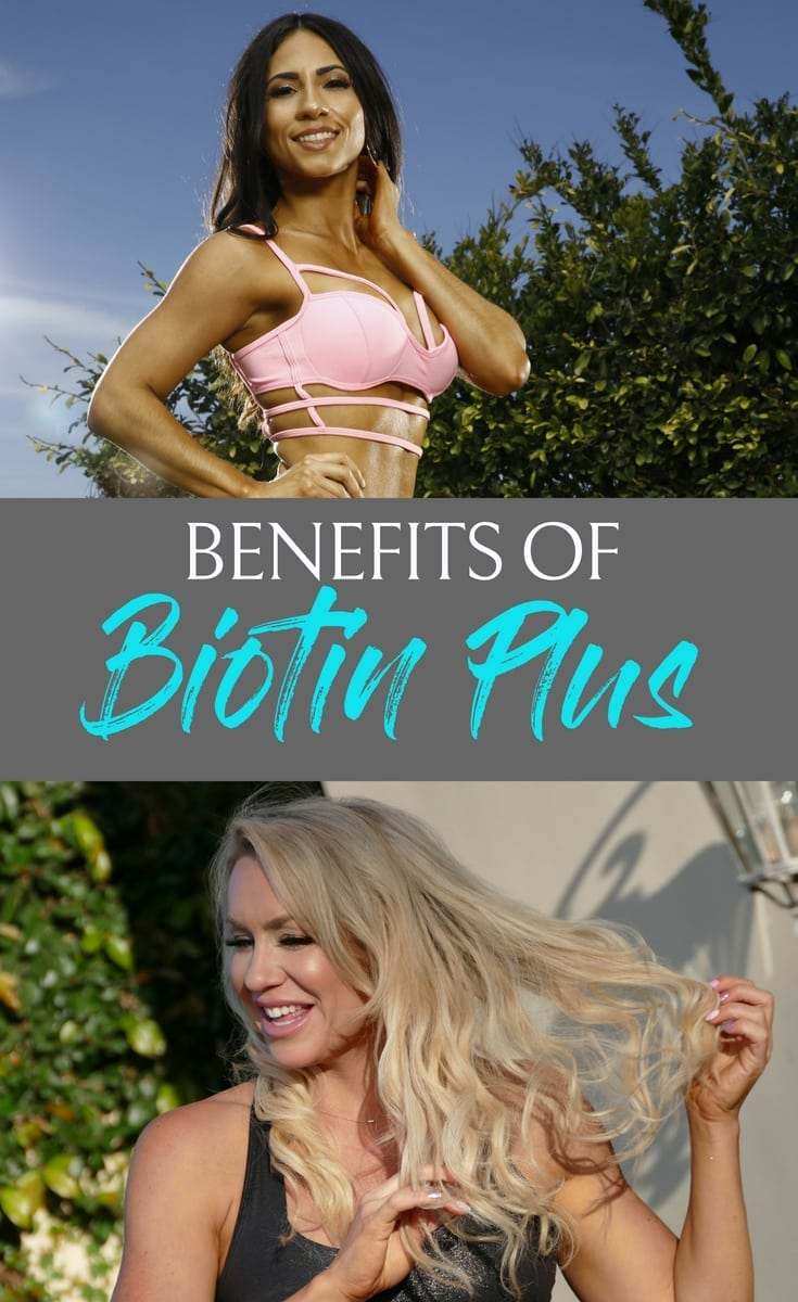 Using the Biotin Plus benefits to our advantage we can have beautiful skin, hair, nails and an abundance of confidence that we might've lacked before. #healthsupplements #biotin #hotbodysecrets #amandakotel #beauty #women #skincare #nailcare #haircare