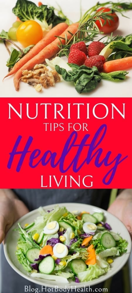 The first step to keeping a balanced diet is knowing these secret nutrition tips to healthy living. How to Live Healthy | Health Tips | Healthy Nutrition | Balanced Nutrition | Nutrition Tips | Healthy Lifestyle