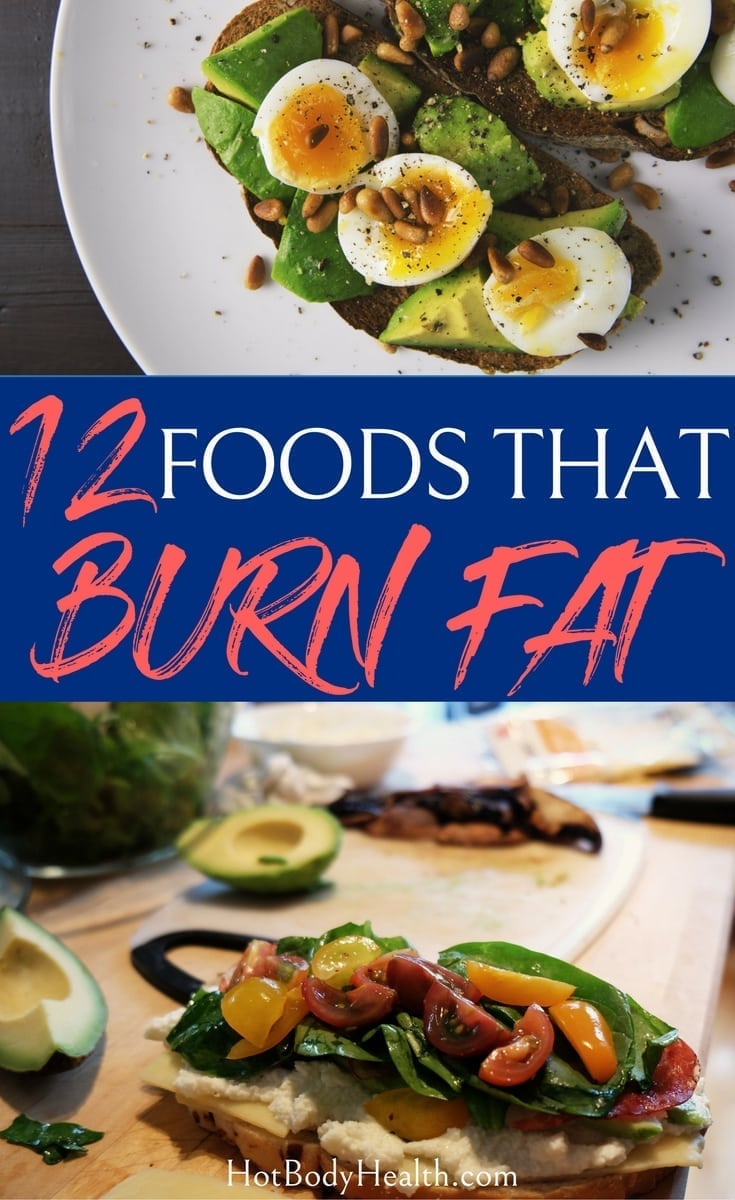 12 Fat Burning Foods To Add To Your Diet Hbi Labs Inc