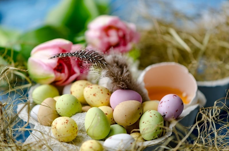 Let healthy Easter basket ideas keep the Easter traditions your family shares stay alive without ruining the joy of the celebration. Healthy Easter Basket Ideas | Best Easter Basket Ideas | Easy Easter Basket Ideas | No Candy Easter Basket Ideas | Healthy Easter Ideas