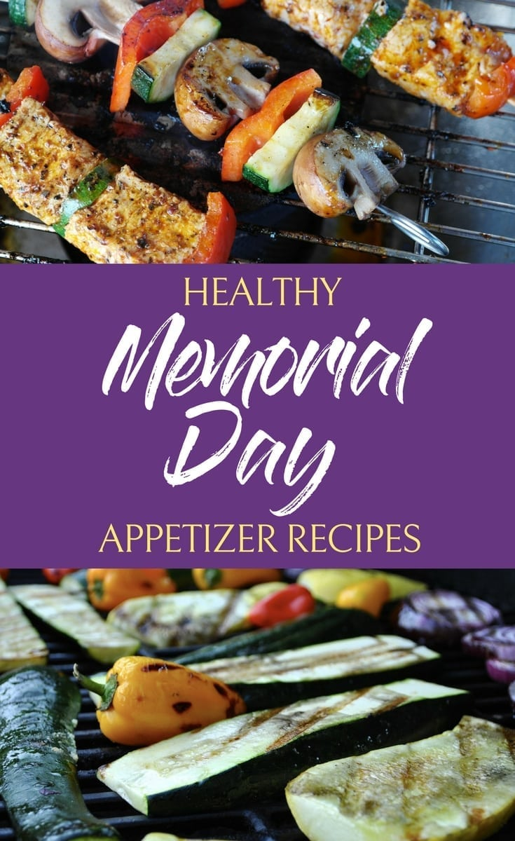 Eating healthy Memorial Day party appetizers won't save your diet from the entire meal you might eat that day but every little bit helps. Best Memorial Day Party Appetizers | Easy Memorial Day Party Appetizers | Memorial Day BBQ Recipes | Best Memorial Day BBQ Recipes | Healthy Memorial Day BBQ Recipes | Easy Memorial Day BBQ Recipes | Healthy BBQ Recipes | Healthy BBQ Appetizer Recipes