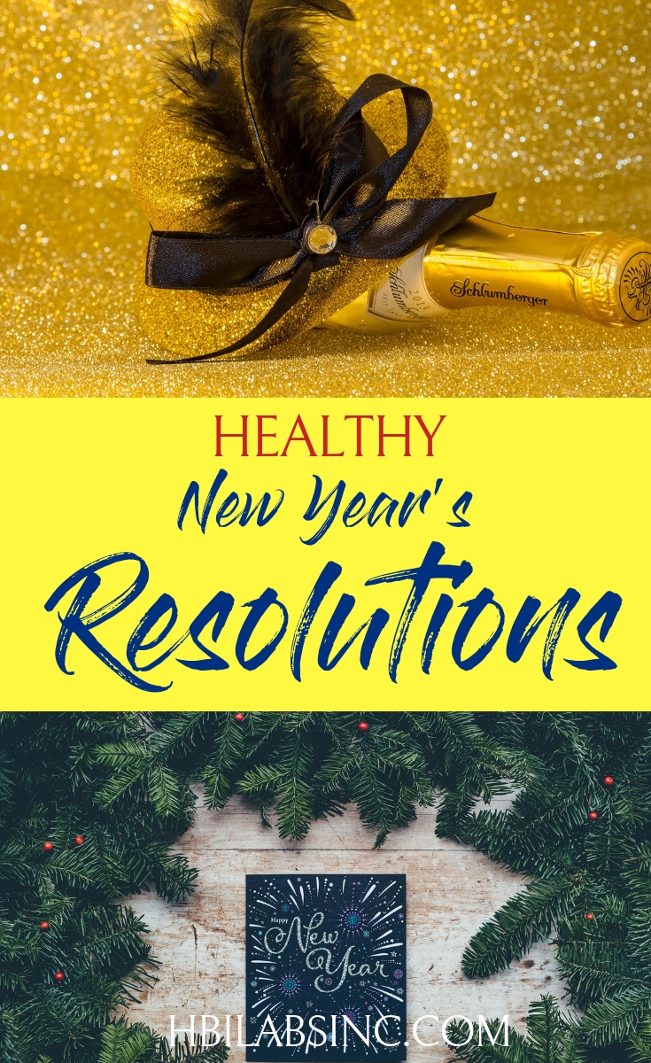 Make your New Year's resolutions to improve your health be the starting point for the new year and set goals to happier and healthier. Healthy New Year's Resolutions | Resolution Ideas | Healthy Living Tips | Tips for a Healthier Life | Health Tips