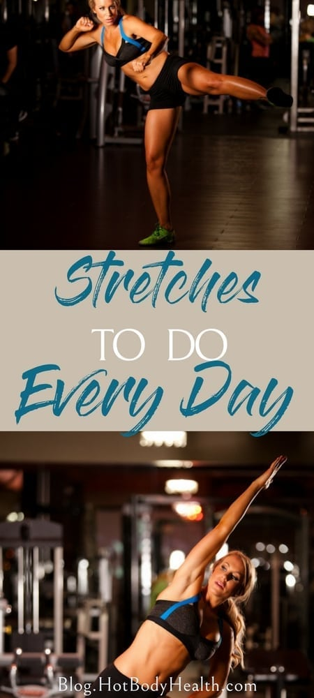 A daily stretch routine will help your body stay limber, prevent aches and pains, and keep your joints healthy and mobile. Stretch Routines For Everyone | Best Stretch Routines | How to Stretch Your Body | Stretch Routines for Beginners How to Prevent Pain with Stretching | How to Stretch