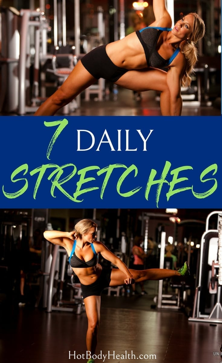 Daily stretch routines will help your body stay limber, prevent aches and pains, and keep your joints healthy and mobile. Stretch Routines For Everyone | Best Stretch Routines | How to Stretch Your Body | Stretch Routines for Beginners How to Prevent Pain with Stretching | How to Stretch