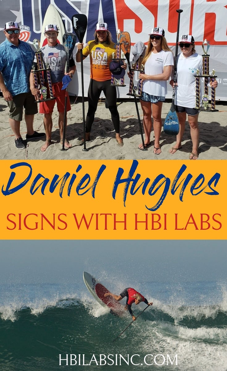 Watch Daniel Hughes, the newest member of Team HBI Labs, in the 2018 ISA World Championships in Wanning, China this November. What is SUP Surfing | What is ISA | ISA World Championships #SUP #surfing #ISA #championship