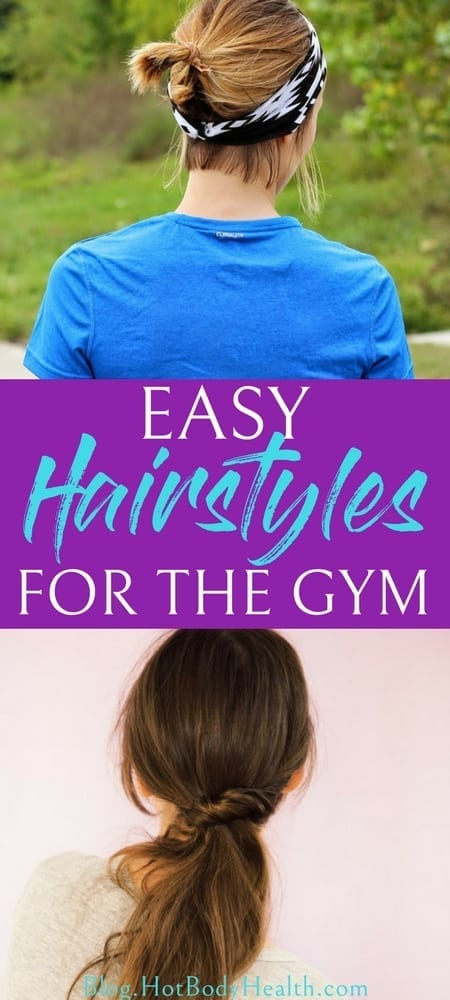 Finding easy hairstyles that will look good and keep your hair out of your face while you work out are important! Try one of these easy hairstyles for an active lifestyle! Easy Hairstyles for the Gym | Easy Hairstyles for Workouts | Best Hairstyles for the Gym | Best Hairstyles for Workouts | Fitness Beauty | Beauty Tips for Exercise