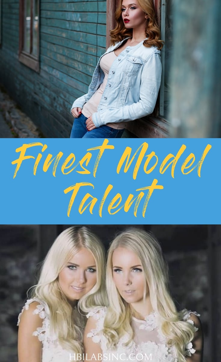 Use Finest Model Talent to help take your event to the next level no matter what type of staff you are searching for during your event. Model Talent Agency | Professional Models | Talent Agency | Tips for Entrepreneurs | Business Tips #business #success #models #entertainement