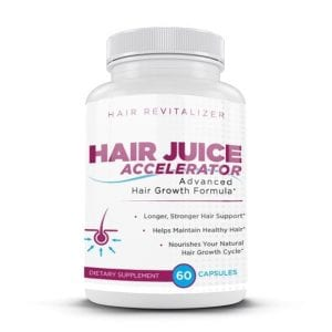 Hair Juice Accelerator by HBI Labs will help you regrow and strengthen hair as well as live a happier and healthier life filled with confidence.